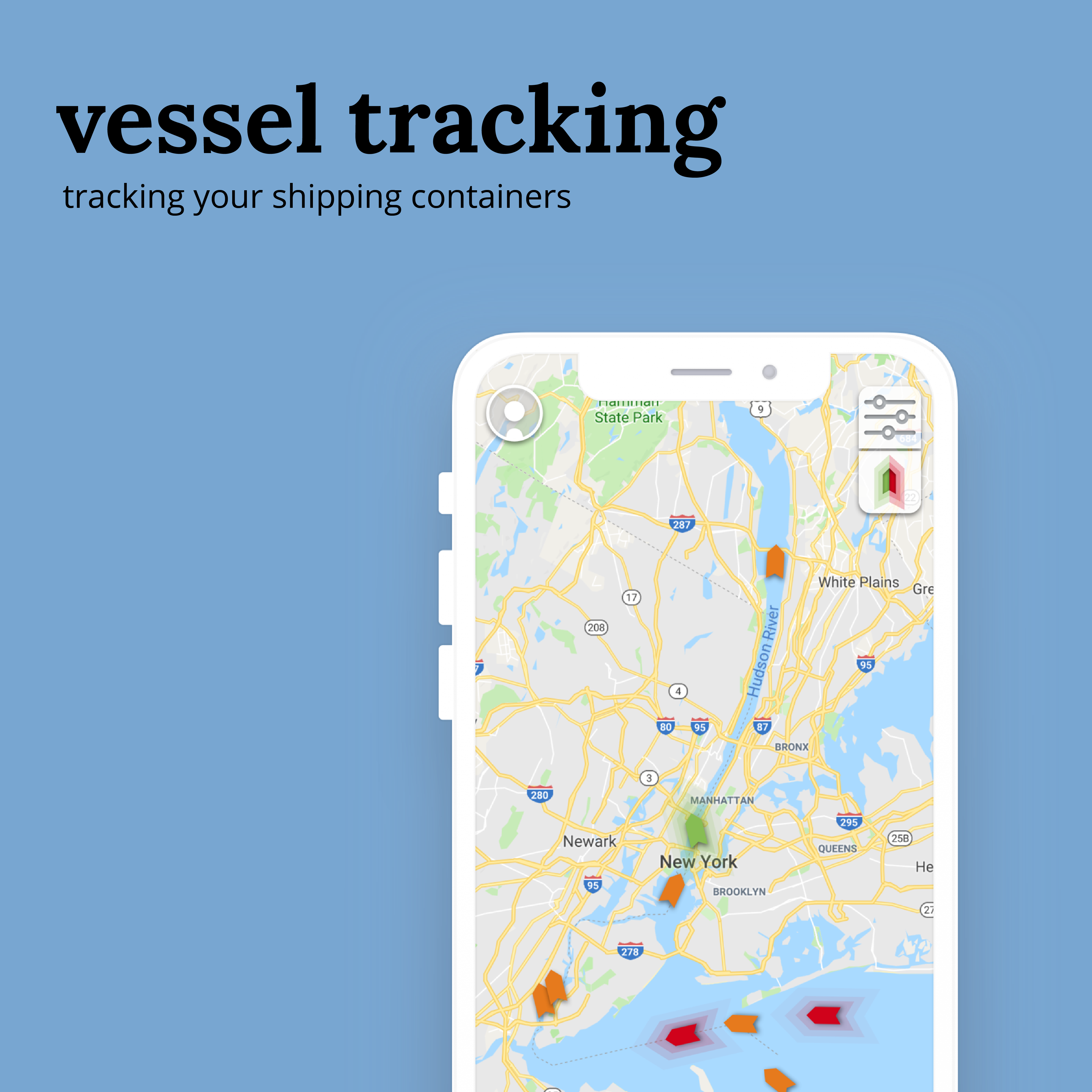 Vessel Tracking